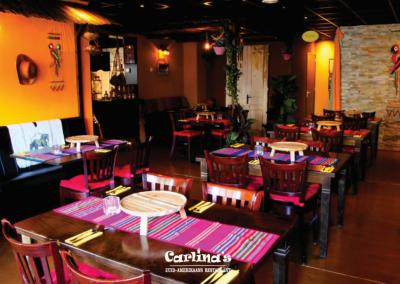 Carlina's restaurant