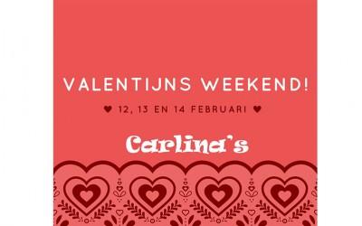 Valentijns weekend!