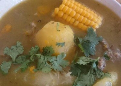 SANCOCHO, TRADITIONELE SOEP