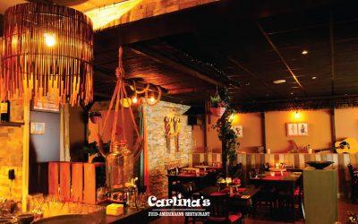 Binnen kijken bij Carlina's