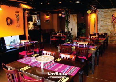 carlina's tafels