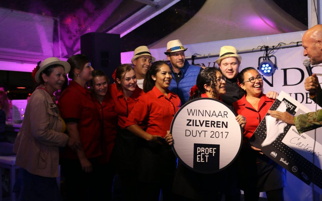 Winnaar Zilveren Duyt – ProefEet 2017