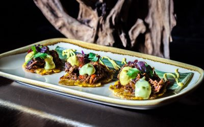 Koken met Carlina's: Patacón con Carne
