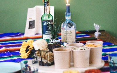 Catering – Reis tafel
